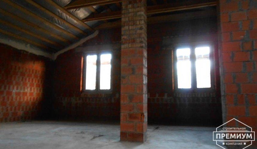 Строительство дома из кирпича в п.Сысерть 144
