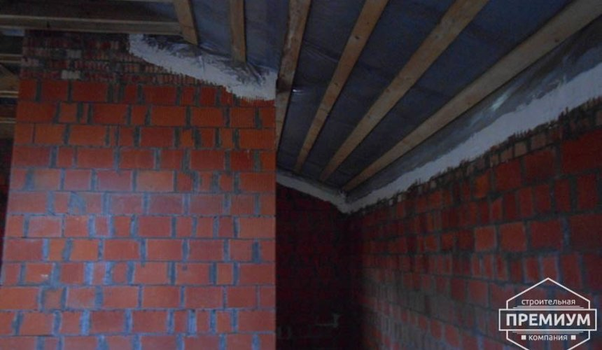 Строительство дома из кирпича в п.Сысерть 145