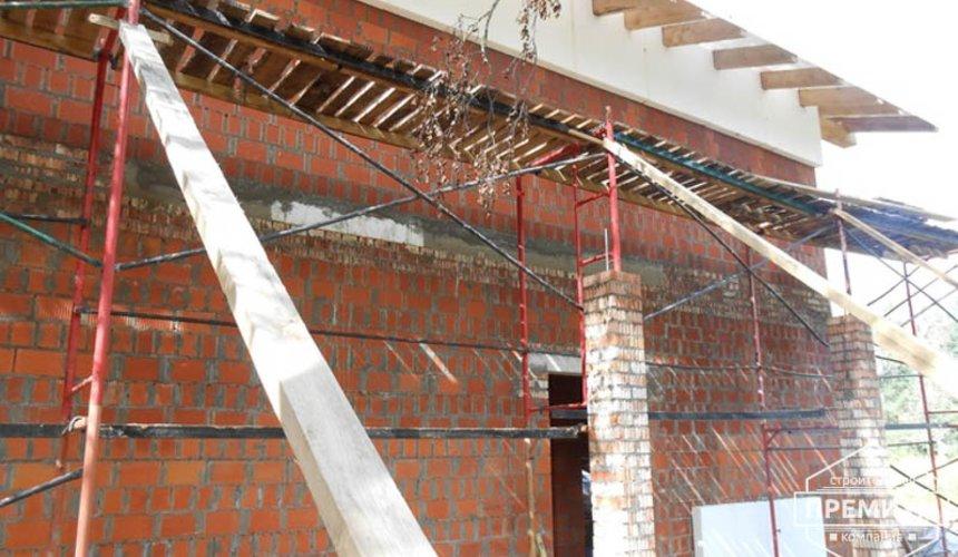 Строительство дома из кирпича в п.Сысерть 149