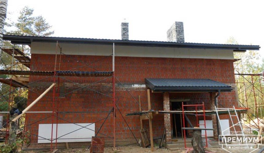 Строительство дома из кирпича в п.Сысерть 151