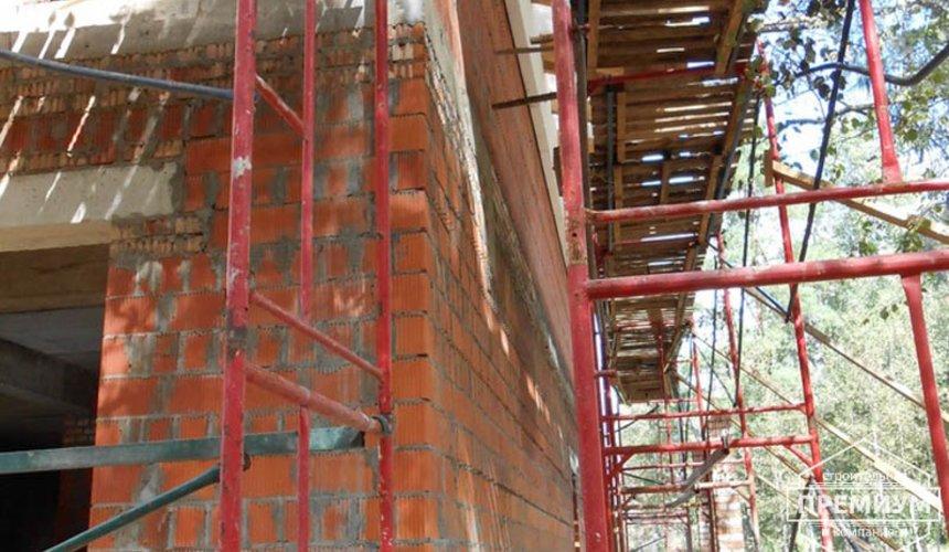 Строительство дома из кирпича в п.Сысерть 152