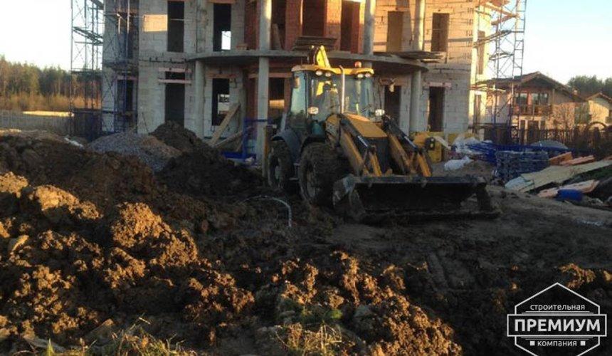 Проектирование и строительство дома из блоков в коттеджном посёлке Новая Россоха 25