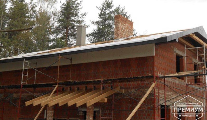 Строительство дома из кирпича в п.Сысерть 158