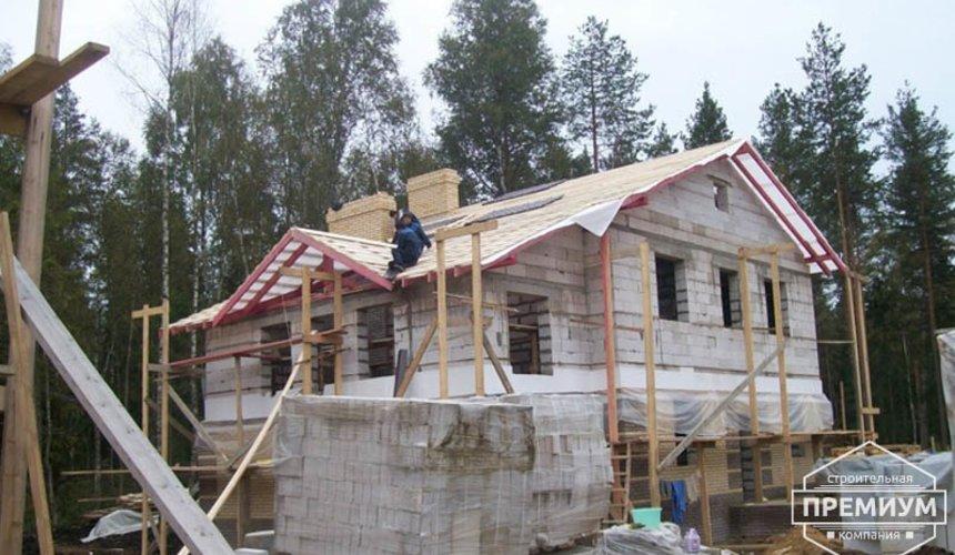 Проектирование и строительство дома из блоков в п.Верхняя Сысерть 3