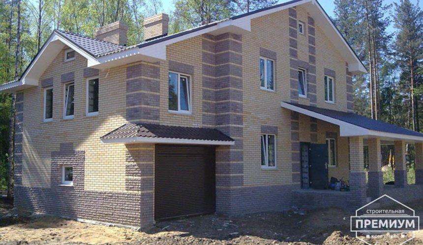 Проектирование и строительство дома из блоков в п.Верхняя Сысерть 4