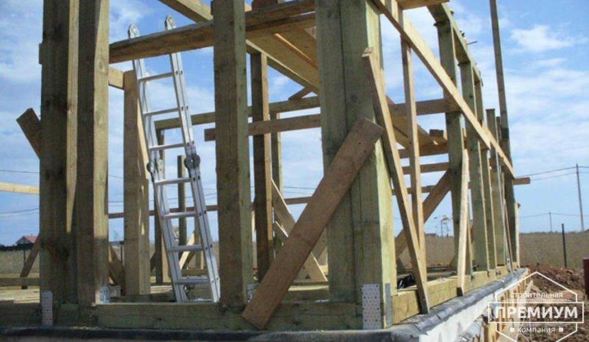 Строительство каркасного дома в коттеджном посёлке Александрия 25