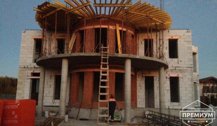 Проектирование и строительство дома из блоков в коттеджном посёлке Новая Россоха 27