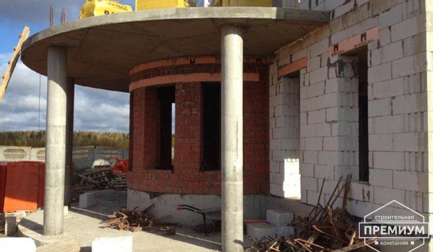 Проектирование и строительство дома из блоков в коттеджном посёлке Новая Россоха 28