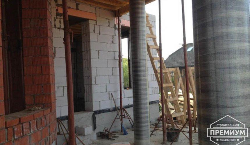 Проектирование и строительство дома из блоков в коттеджном посёлке Новая Россоха 30