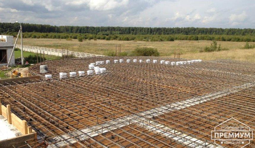 Проектирование и строительство дома из блоков в коттеджном посёлке Новая Россоха 10
