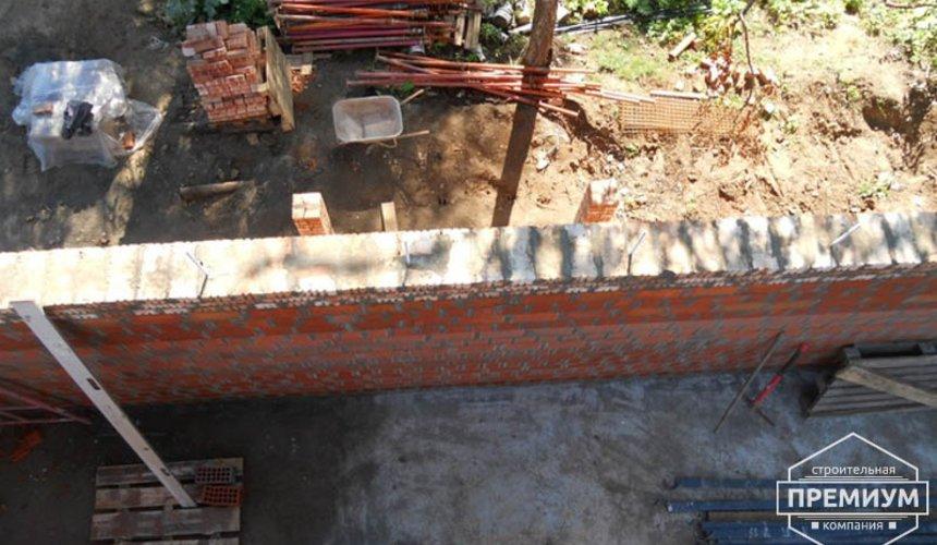 Строительство дома из кирпича в п.Сысерть 4