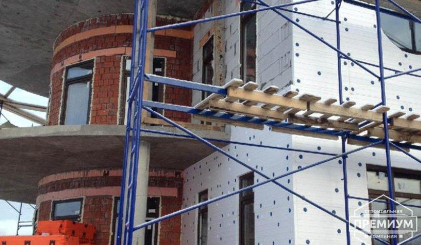 Проектирование и строительство дома из блоков в коттеджном посёлке Новая Россоха 31