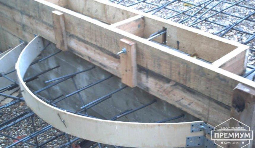 Проектирование и строительство дома из блоков в коттеджном посёлке Брусника 26