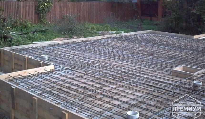 Проектирование и строительство дома из блоков в коттеджном посёлке Брусника 27