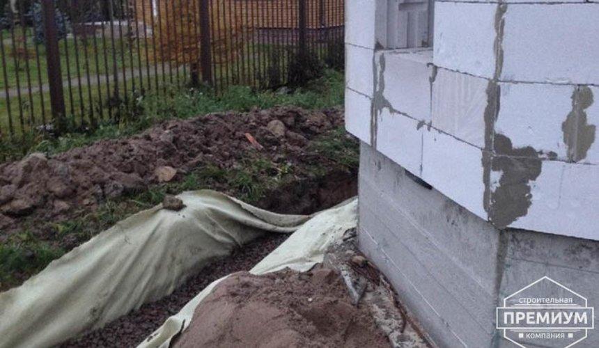 Проектирование и строительство дома из блоков в коттеджном посёлке Новая Россоха 33