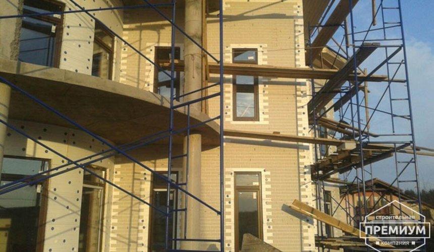 Проектирование и строительство дома из блоков в коттеджном посёлке Новая Россоха 35