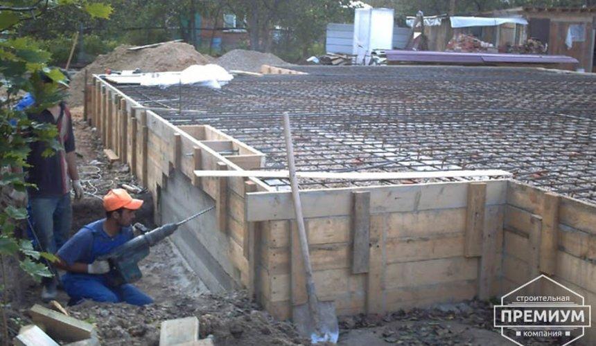 Проектирование и строительство дома из блоков в коттеджном посёлке Брусника 30