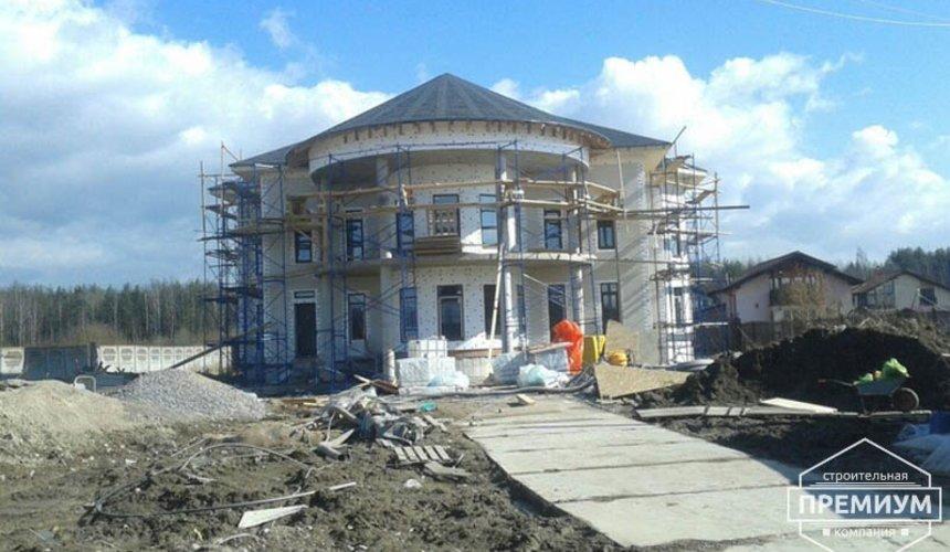 Проектирование и строительство дома из блоков в коттеджном посёлке Новая Россоха 36