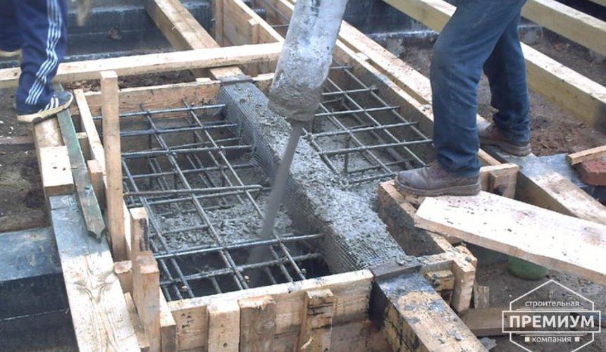 Проектирование и строительство дома из блоков в коттеджном посёлке Брусника 31