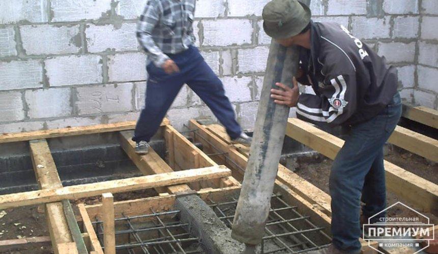 Проектирование и строительство дома из блоков в коттеджном посёлке Брусника 32