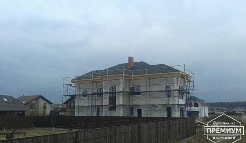 Проектирование и строительство дома из блоков в коттеджном посёлке Новая Россоха 38