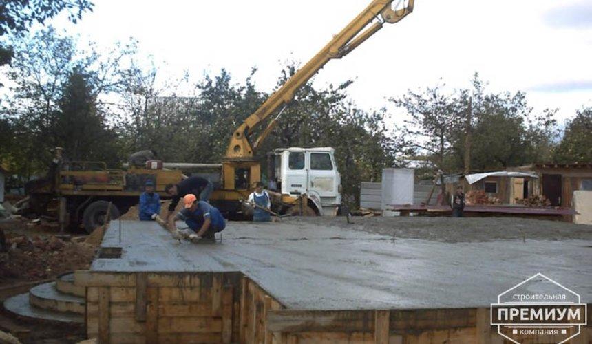 Проектирование и строительство дома из блоков в коттеджном посёлке Брусника 35