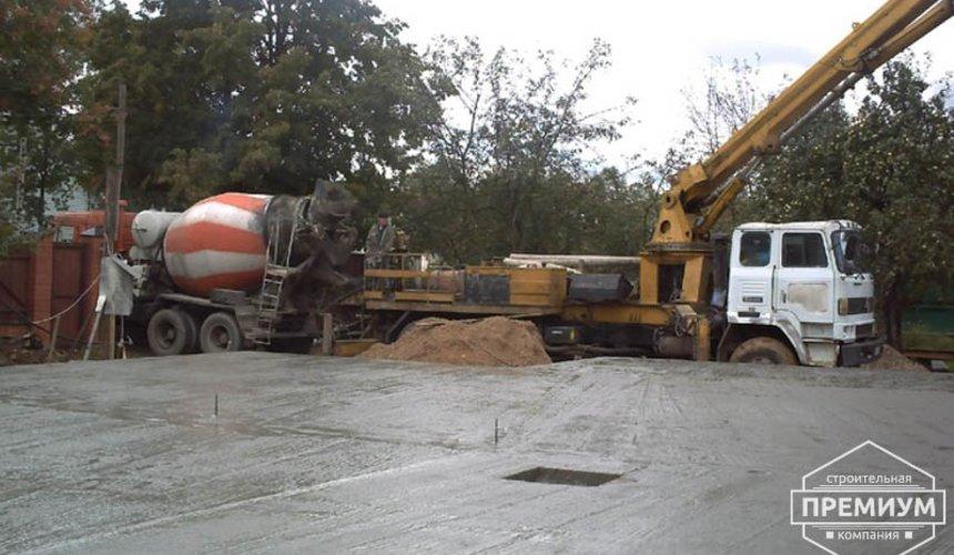Проектирование и строительство дома из блоков в коттеджном посёлке Брусника 36