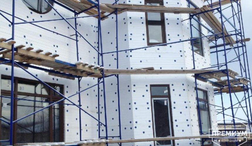 Проектирование и строительство дома из блоков в коттеджном посёлке Новая Россоха 40