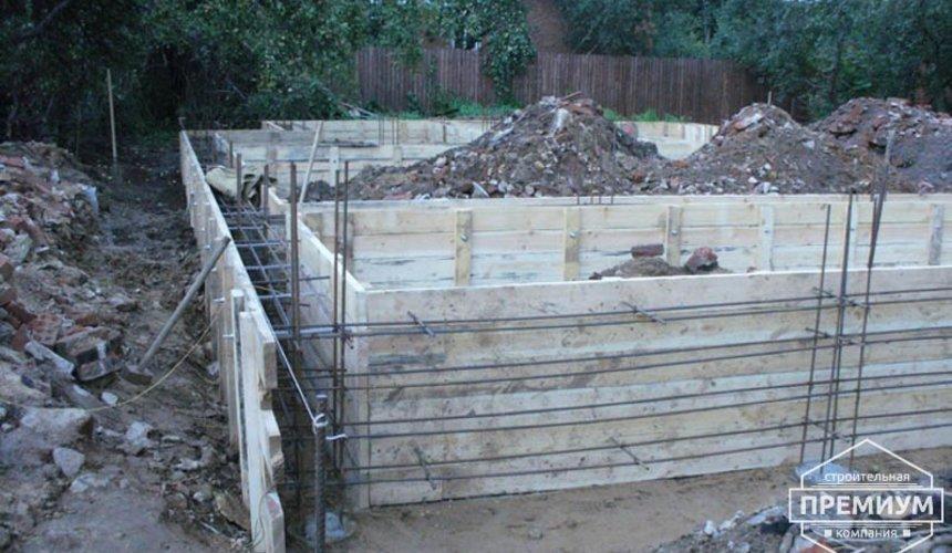 Проектирование и строительство дома из блоков в коттеджном посёлке Брусника 7