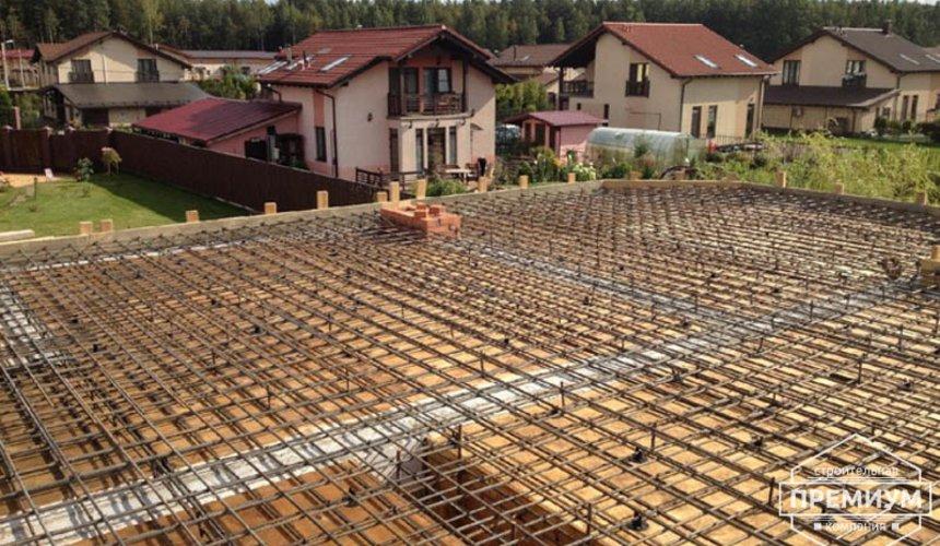 Проектирование и строительство дома из блоков в коттеджном посёлке Новая Россоха 11