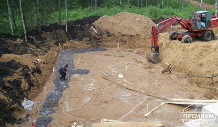 Проектирование и строительство дома из блоков в п.Верхняя Сысерть 9