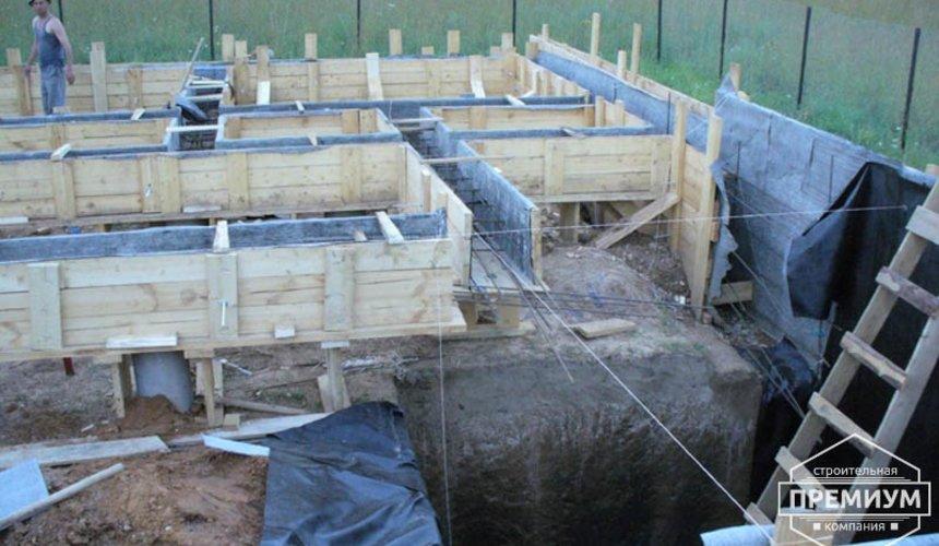 Строительство каркасного дома в коттеджном посёлке Александрия 4