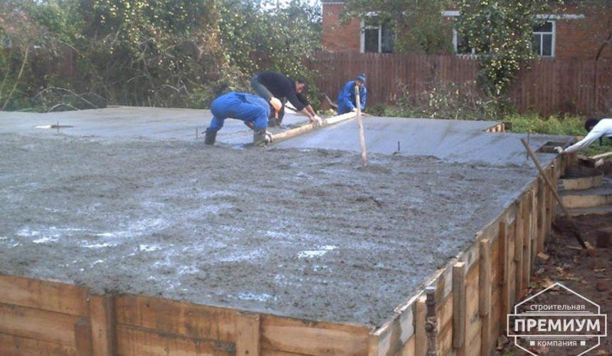 Проектирование и строительство дома из блоков в коттеджном посёлке Брусника 37