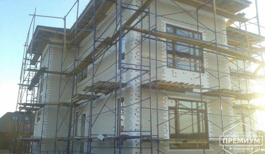 Проектирование и строительство дома из блоков в коттеджном посёлке Новая Россоха 41