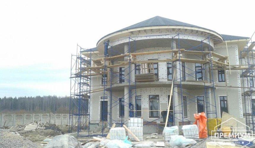 Проектирование и строительство дома из блоков в коттеджном посёлке Новая Россоха 42
