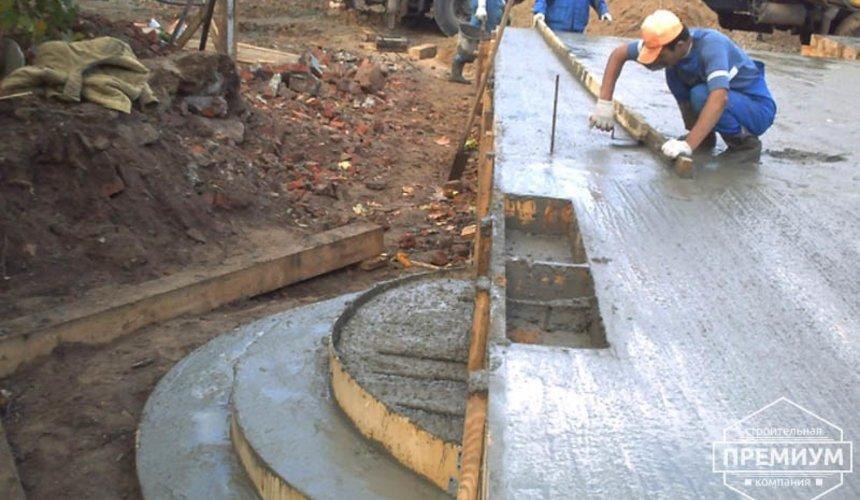 Проектирование и строительство дома из блоков в коттеджном посёлке Брусника 39