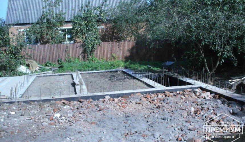 Проектирование и строительство дома из блоков в коттеджном посёлке Брусника 40