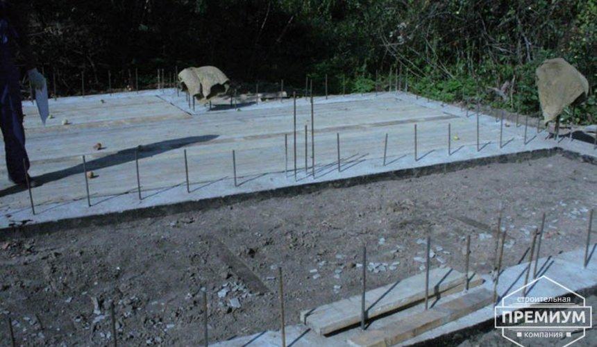 Проектирование и строительство дома из блоков в коттеджном посёлке Брусника 42
