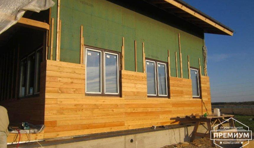 Строительство каркасного дома в коттеджном посёлке Александрия 53