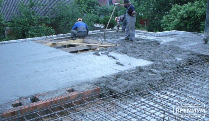 Проектирование и строительство дома из блоков в коттеджном посёлке Брусника 47