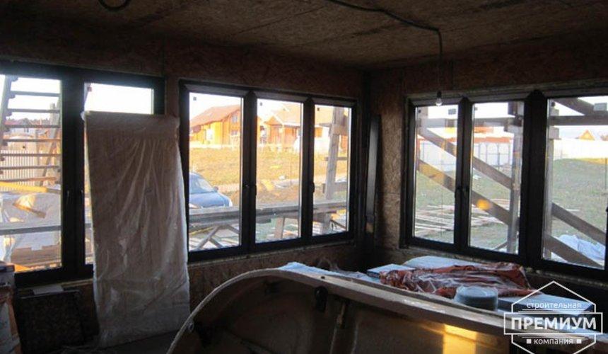 Строительство каркасного дома в коттеджном посёлке Александрия 58