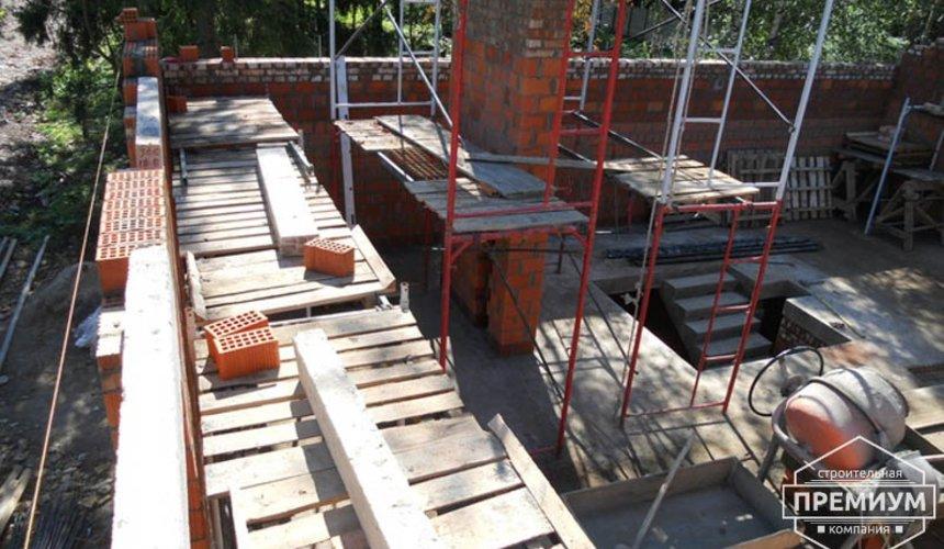 Строительство дома из кирпича в п.Сысерть 10