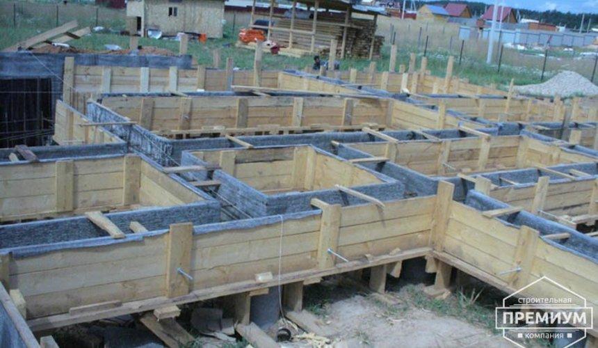 Строительство каркасного дома в коттеджном посёлке Александрия 5