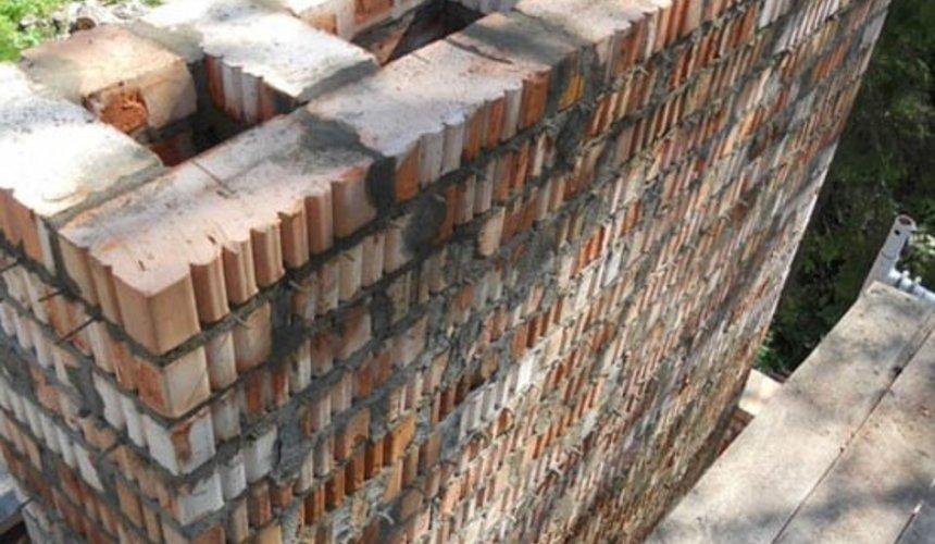 Строительство дома из кирпича в п.Сысерть 12