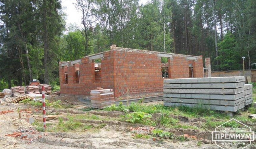 Строительство дома из кирпича в п.Сысерть 14