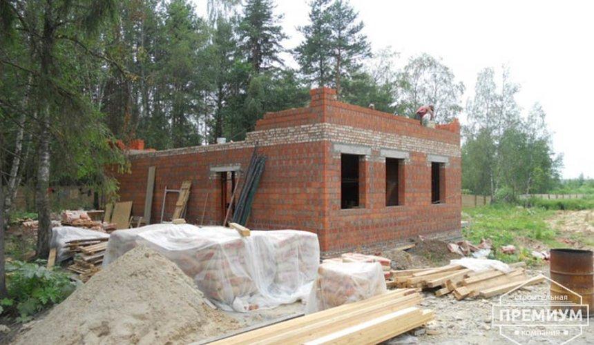 Строительство дома из кирпича в п.Сысерть 19