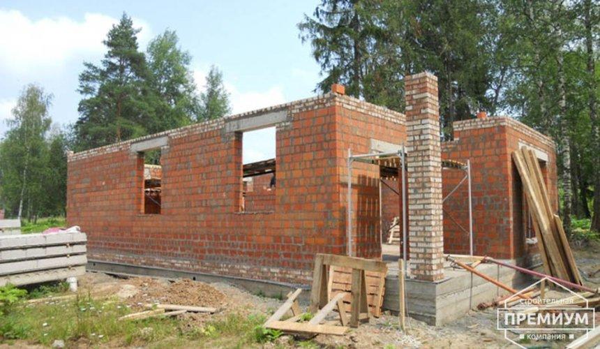 Строительство дома из кирпича в п.Сысерть 20