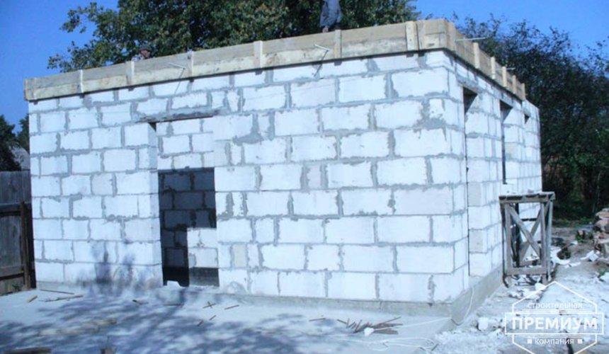 Проектирование и строительство дома из блоков в коттеджном посёлке Брусника 52