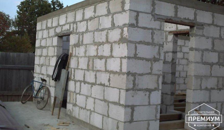 Проектирование и строительство дома из блоков в коттеджном посёлке Брусника 53