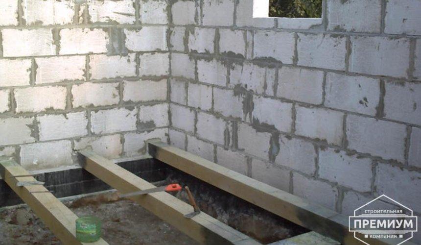 Проектирование и строительство дома из блоков в коттеджном посёлке Брусника 54